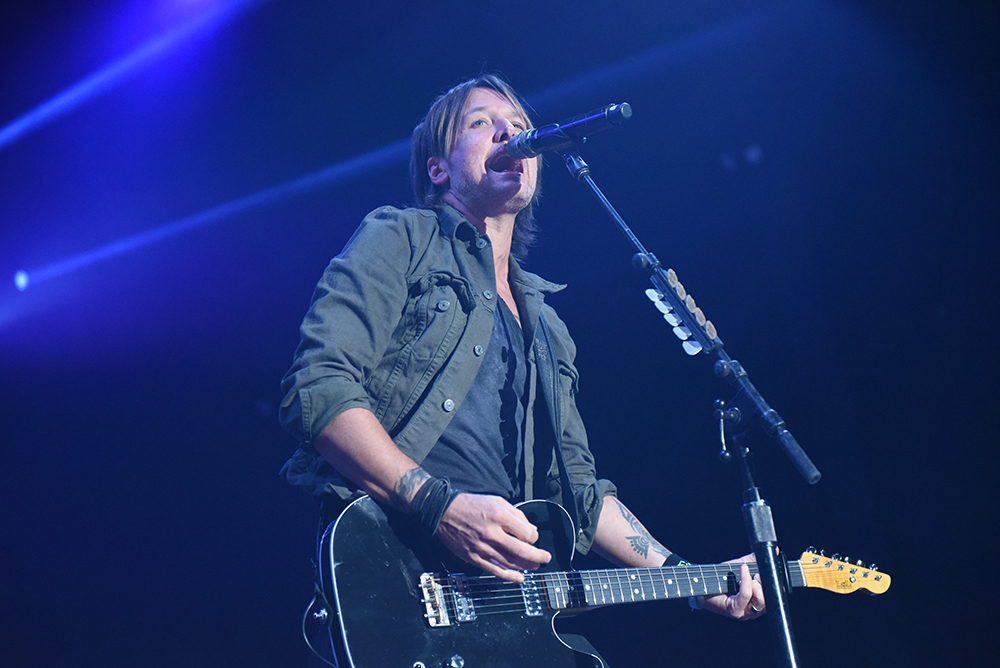 Keith Urban at Country Fest 2015