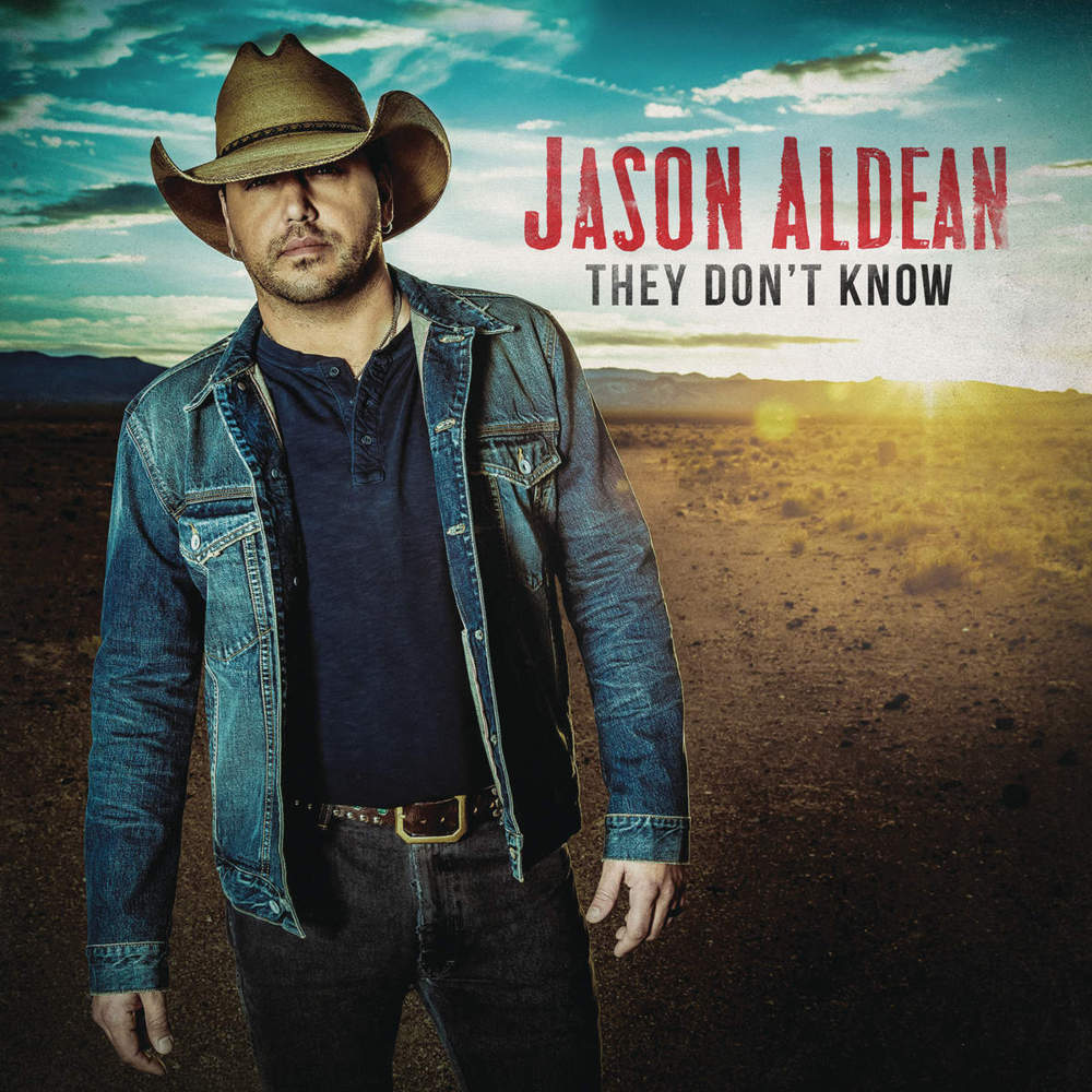 Jason Aldean is nominated for Best Album - Country at the 45th American Music Awards.
